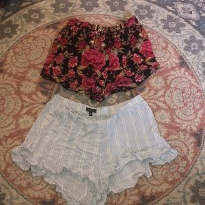 Set of summer shorts- Kendall and Kylie M